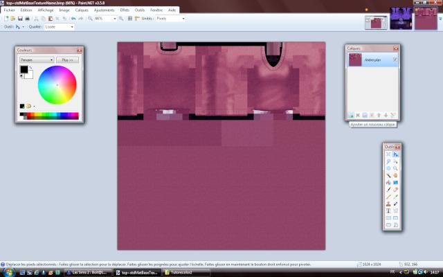 [Apprenti] Créer ses propres vêtements Sims 2 - Partie I - La recoloration simple Tuto1010