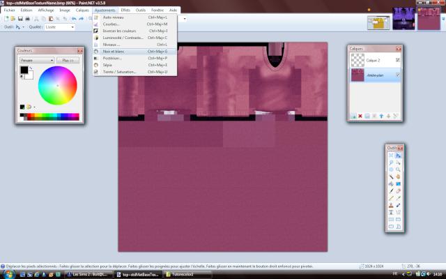 [Apprenti] Créer ses propres vêtements Sims 2 - Partie I - La recoloration simple Tuto1110