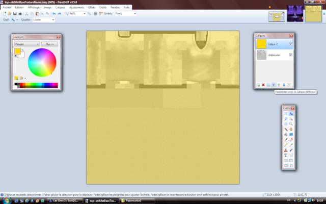 [Apprenti] Créer ses propres vêtements Sims 2 - Partie I - La recoloration simple Tuto1510
