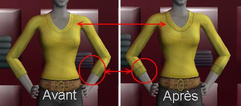 [Apprenti] Créer ses propres vêtements Sims 2 - Partie I - La recoloration simple Tuto2810