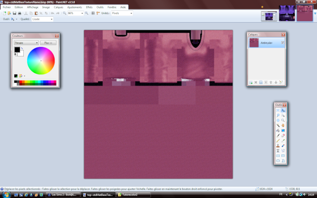 [Apprenti] Créer ses propres vêtements Sims 2 - Partie I - La recoloration simple Tuto710
