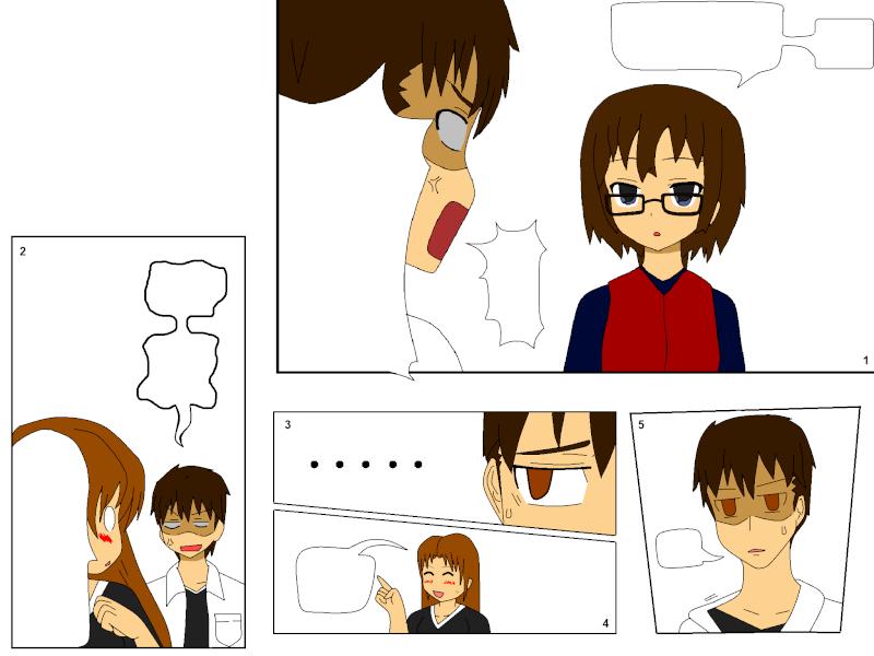 Create own comic conversation Comic11