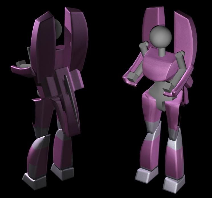 Imprimé en 3D des accessoires custom Transformers ― Shapeways, Thingiverse, etc - Page 6 Arceet11