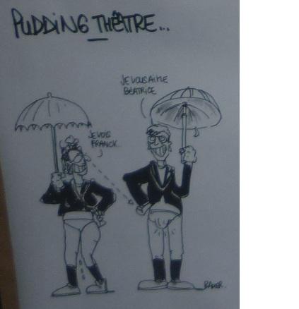 Ta parole 2012 Puddin11