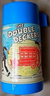 """"""" L'Autobus à impériale """"(Here Come the Double Deckers)  102410"""
