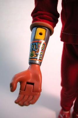 Steve Austin L'homme qui valait 3 milliards - KENNER MECCANO Bionic10