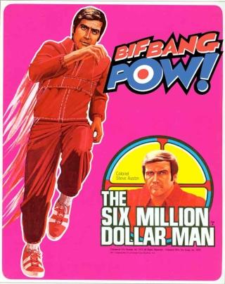 The Six Million Dollar man (BigBangPow) L'homme... milliards Bionic15
