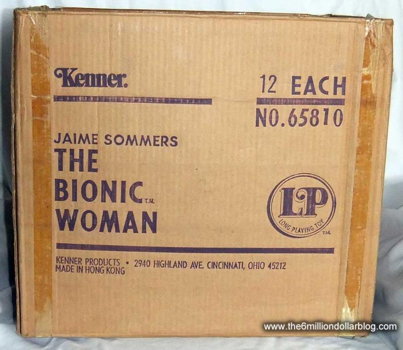 Cartons et conditionnements d'usine - Factory cases - Page 2 Bionic86