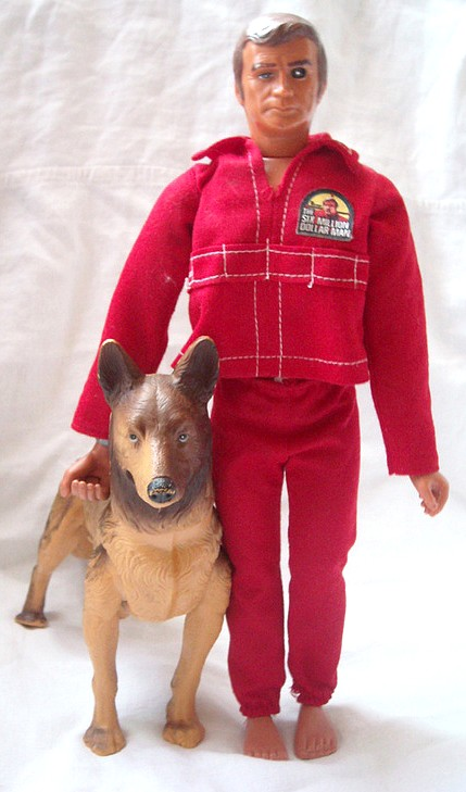 Max le chien bionique Bionic97