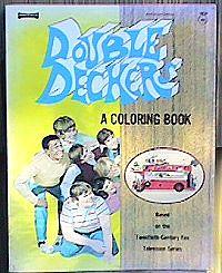 """"""" L'Autobus à impériale """"(Here Come the Double Deckers)  Book210"""