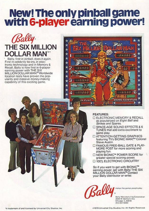 Steve Austin L'homme qui valait 3 milliards - KENNER MECCANO Kgrhqv10
