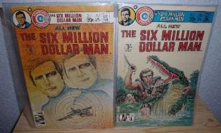 Steve Austin L'homme qui valait 3 milliards - KENNER MECCANO L10