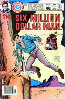 Steve Austin L'homme qui valait 3 milliards - KENNER MECCANO Per_sm16
