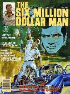 Steve Austin L'homme qui valait 3 milliards - KENNER MECCANO Per_sm18