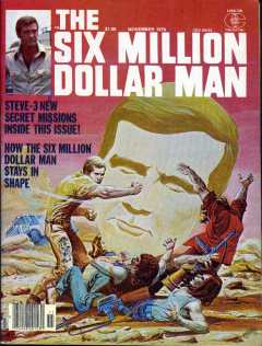 Steve Austin L'homme qui valait 3 milliards - KENNER MECCANO Per_sm20