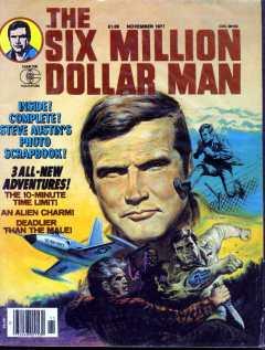 Steve Austin L'homme qui valait 3 milliards - KENNER MECCANO Per_sm21