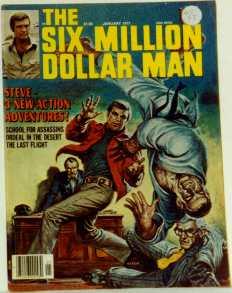 Steve Austin L'homme qui valait 3 milliards - KENNER MECCANO Per_sm22