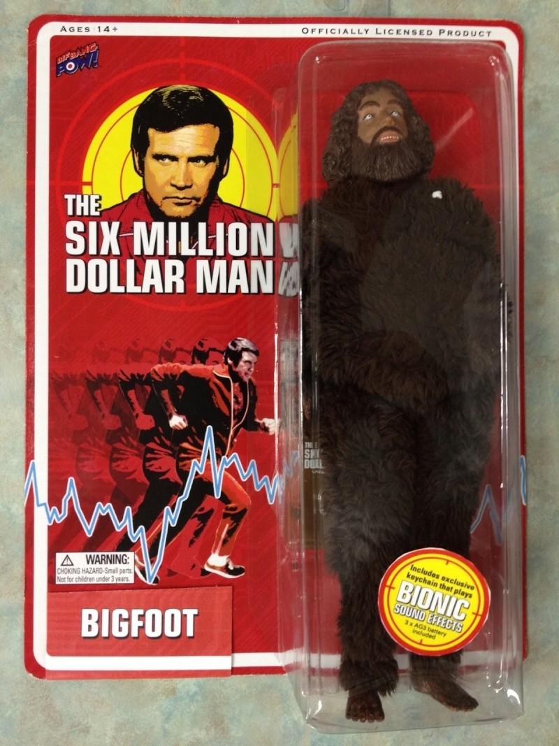"""Bif Bang Pow! Obtient les droits pour  """"The six million dollar Man"""" Photo11"""