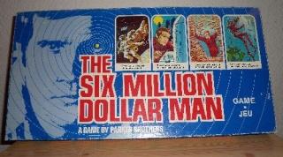 Steve Austin L'homme qui valait 3 milliards - KENNER MECCANO U10