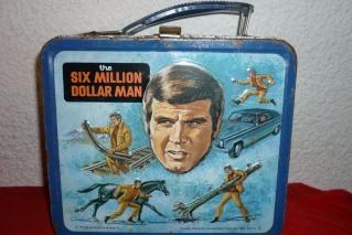 Steve Austin L'homme qui valait 3 milliards - KENNER MECCANO Zz10