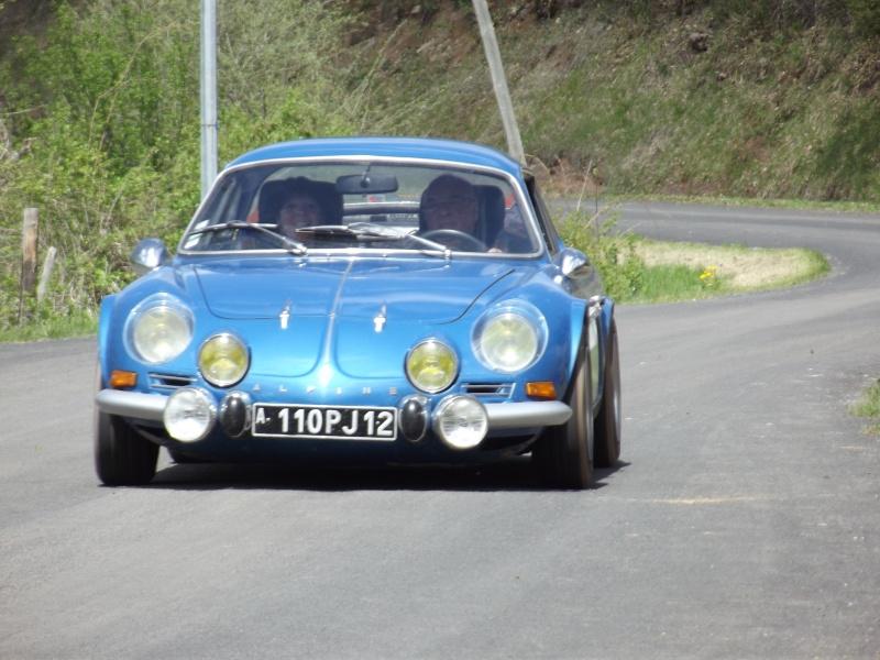 Seconde montée historique de l'Aveyron 2012 2514