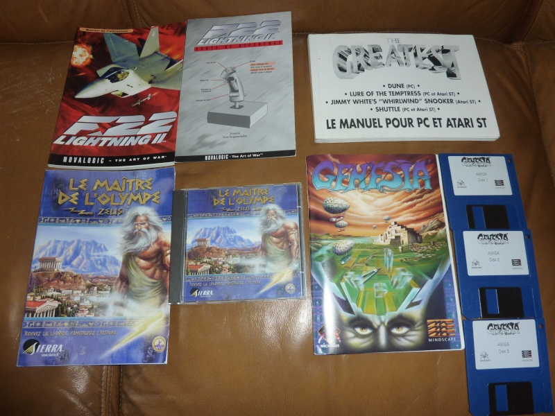 [VENTE- Akinos] PC AMIGA ATARI ST Grosse boite carton Ordi_p11