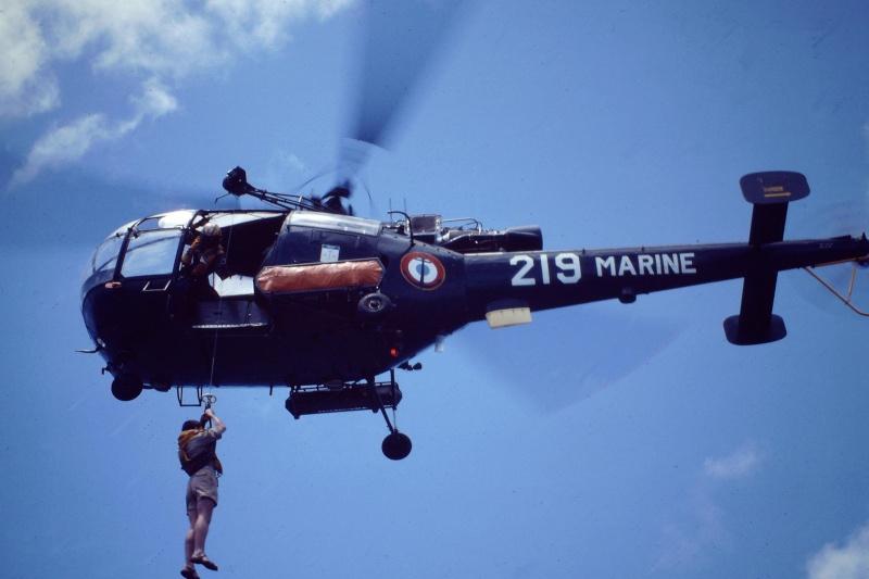 [Aéronavale divers] Alouette 3 - Page 5 Alouet10