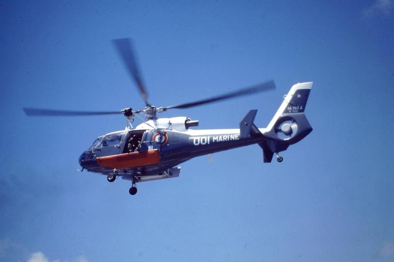 [ Aéronavale divers ] Hélicoptère DAUPHIN - Page 3 Dauphi10