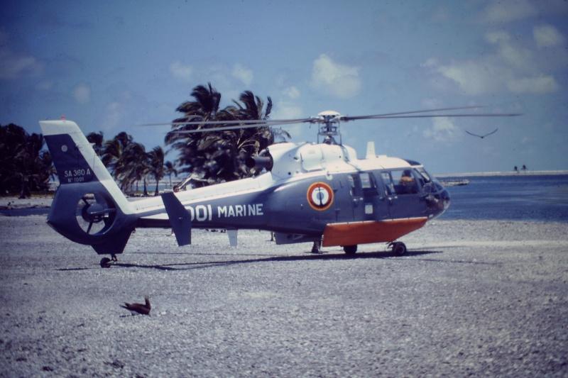 [ Aéronavale divers ] Hélicoptère DAUPHIN - Page 3 Dauphi12