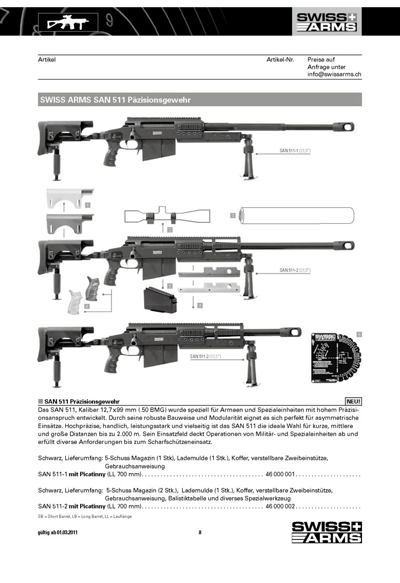 SAN 511 Precision Rifle 05_0912