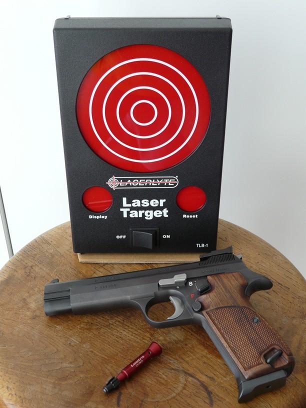 Laser d'entrainement Traine10