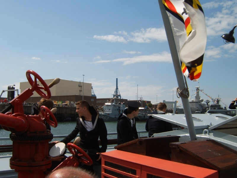 Portes ouvertes 2011 - Navy Days Zeebrugge 2011   - Page 33 2011-036