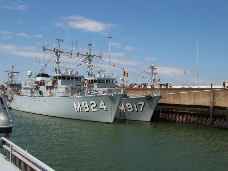Portes ouvertes 2011 - Navy Days Zeebrugge 2011   - Page 33 2011-039