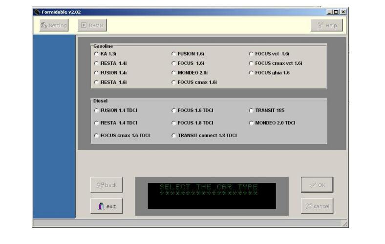 logiciel Formidable ford/elm Fordel10