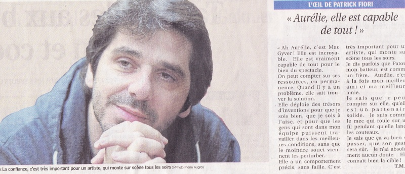 Aurélie Pierdet - Article le progrès 11/07/2011 Img_0010