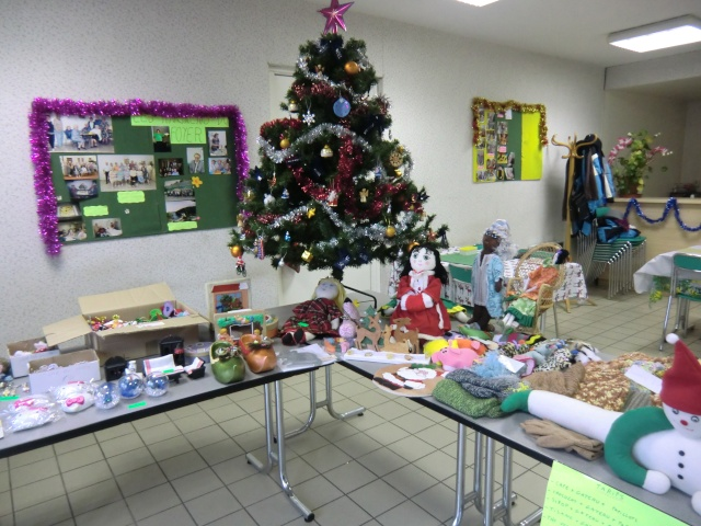 sapin de Noël  Cimg4718