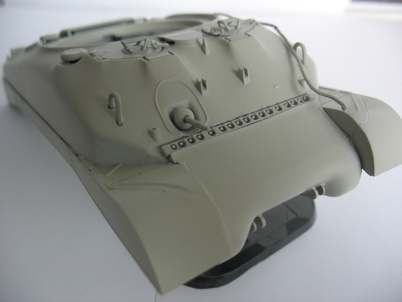 Sherman M4 A1 ITALERI 1:35 - Page 2 Couche10