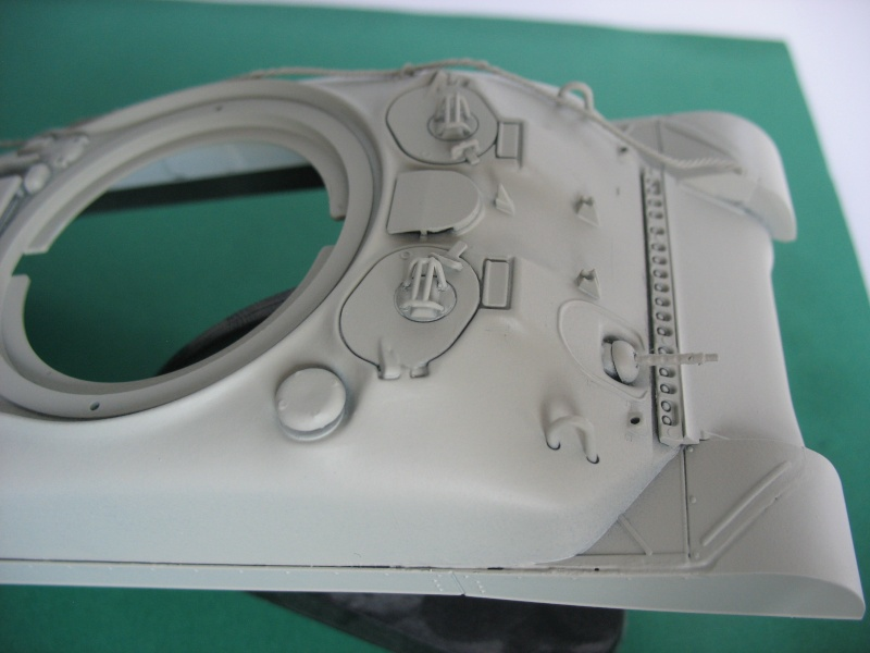 Sherman M4 A1 ITALERI 1:35 - Page 2 Couche14