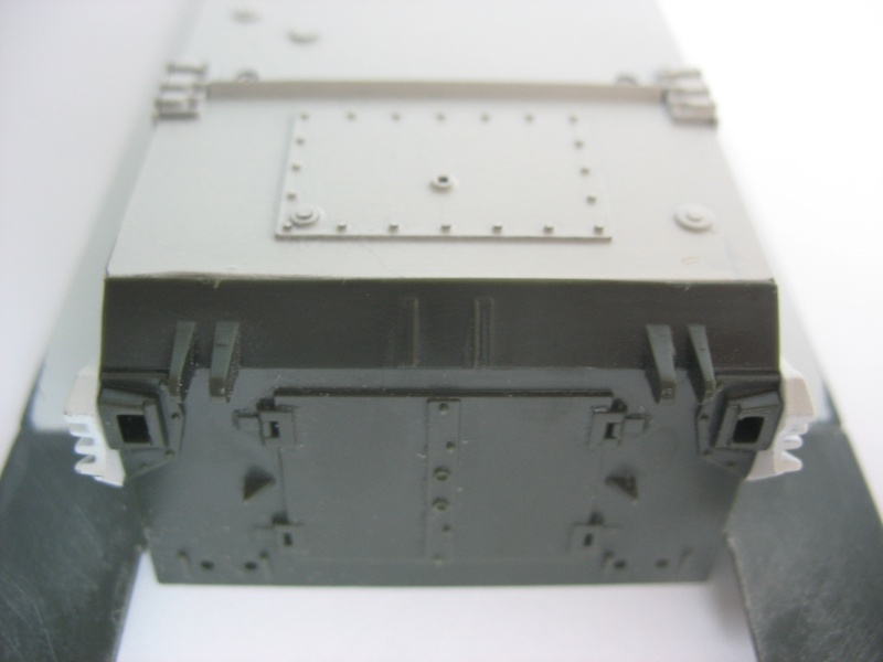 Sherman M4 A1 ITALERI 1:35 - Page 2 Montag11