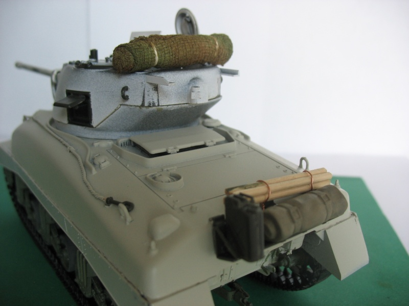 Sherman M4 A1 ITALERI 1:35 - Page 2 Montag15
