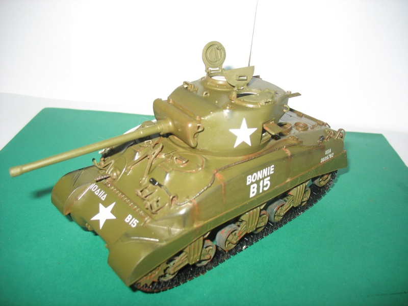 Sherman M4 A1 ITALERI 1:35 - Page 5 Montag26