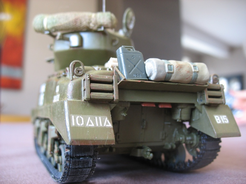 Sherman M4 A1 ITALERI 1:35 - Page 5 Montag27
