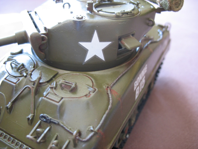 Sherman M4 A1 ITALERI 1:35 - Page 5 Montag28