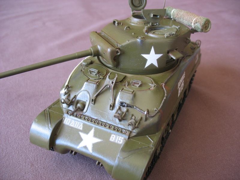 Sherman M4 A1 ITALERI 1:35 - Page 5 Montag29