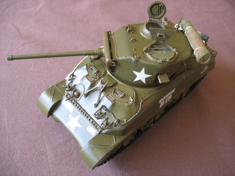 Sherman M4 A1 ITALERI 1:35 - Page 5 Montag30