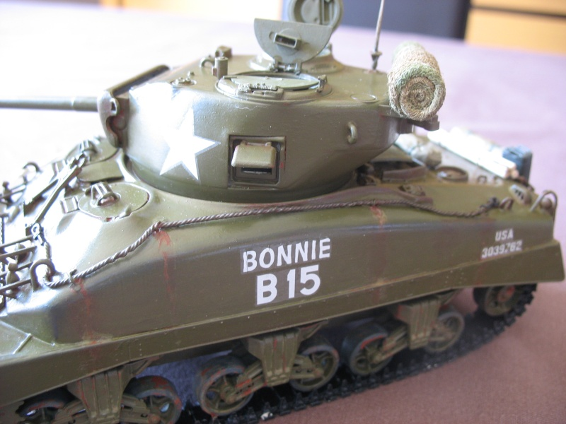 Sherman M4 A1 ITALERI 1:35 - Page 5 Montag32