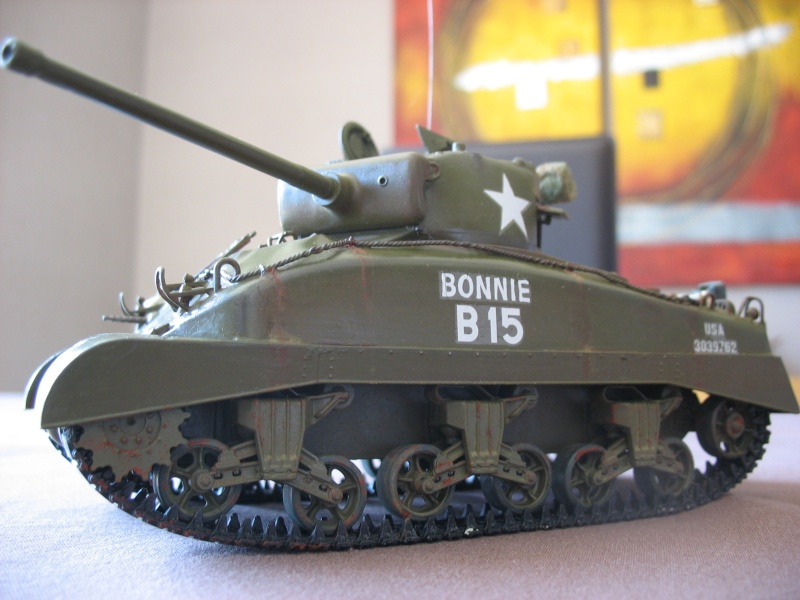 Sherman M4 A1 ITALERI 1:35 - Page 5 Montag33