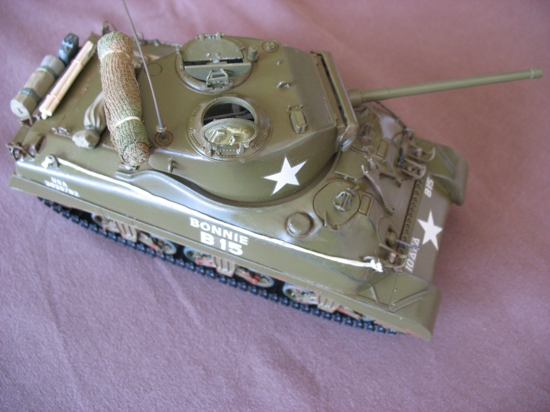 Sherman M4 A1 ITALERI 1:35 - Page 5 Montag34