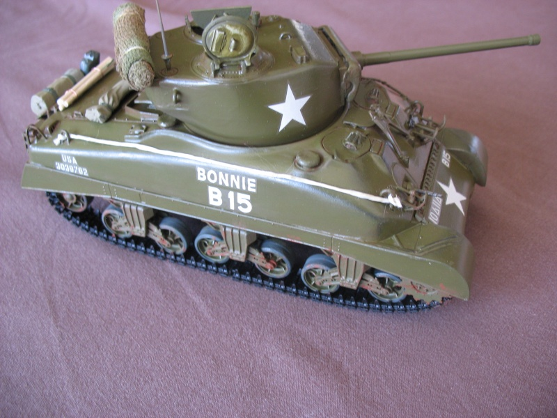 Sherman M4 A1 ITALERI 1:35 - Page 5 Montag35