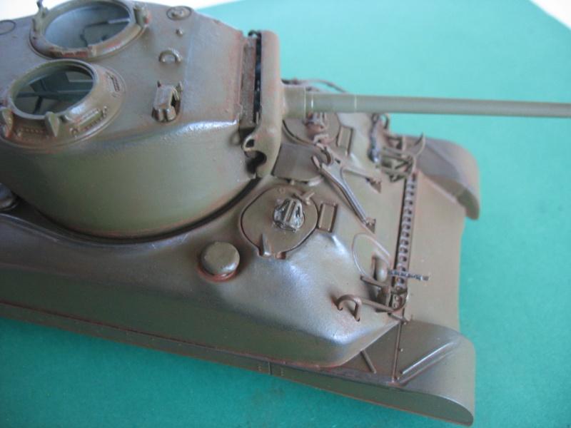 Sherman M4 A1 ITALERI 1:35 - Page 4 Patine10